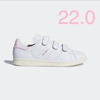 アディダス(adidas)の新品未使用 正規品 アディダス スタンスミス  ベルクロ BC0416(スニーカー)