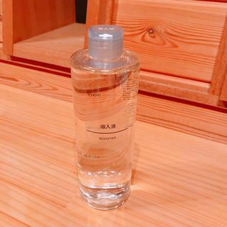 ムジルシリョウヒン(MUJI (無印良品))の無印良品 導入液 400ml(ブースター / 導入液)