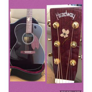 headway 定価30万 夜桜 yozakura (アコースティックギター)
