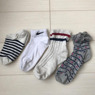 ナイキ(NIKE)のレディース 靴下 ソックス まとめ売り 4足(ソックス)