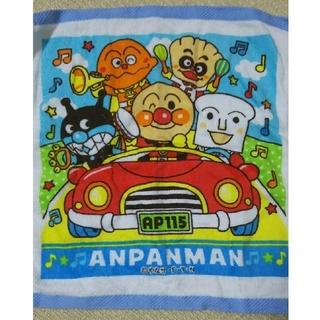 アンパンマン - アンパンマン ハンドタオル