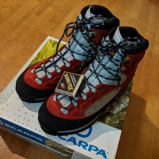 スカルパ(SCARPA)の(新品)scarpa mirage gtx 44 スカルパ ゴアテックス(登山用品)