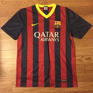 ナイキ(NIKE)のバルセロナTシャツ(ウェア)