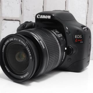 キヤノン(Canon)の★美品★Canon EOS Kiss X4 レンズセット(デジタル一眼)