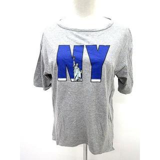 アメリカーナ(AMERICANA)のAMERICANATシャツ(半袖/袖なし)(Tシャツ(半袖/袖なし))