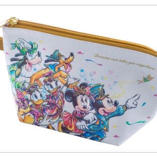 Disney - ディズニー 35周年 グランドフィナーレ ポーチ
