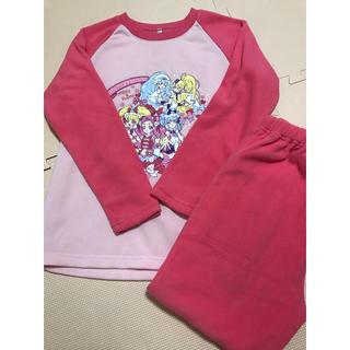 ニシマツヤ(西松屋)のパジャマ 130 プリキュア(パジャマ)