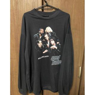スタッドオム(STUD HOMME)のバレンシアガ speedhunters オーバーサイズ ロンT(Tシャツ/カットソー(七分/長袖))