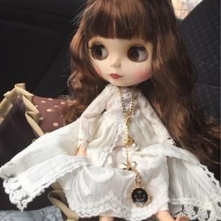 ドール用 アンティーク風ドレス(人形)