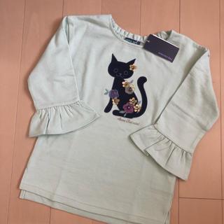 アナスイミニ(ANNA SUI mini)のANNA SUImini130♡新品未使用(Tシャツ/カットソー)