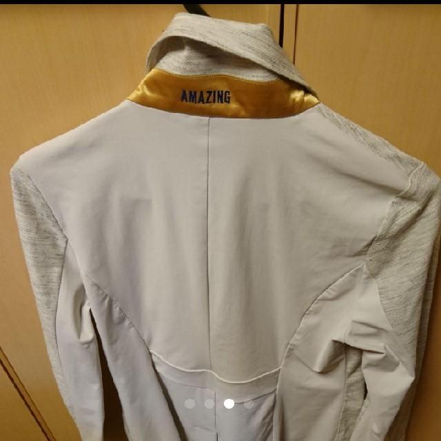 FOXEY(フォクシー)のレジーナロマンティコ 麻混ジャケット レディースのジャケット/アウター(テーラードジャケット)の商品写真