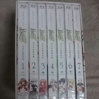 新品:Rewrite 1巻~7巻 完全生産限定版[Blu-ray]+購入特典全て(アニメ)