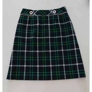 アリスバーリー(Aylesbury)のAylesbury チェック柄スカート(ひざ丈スカート)