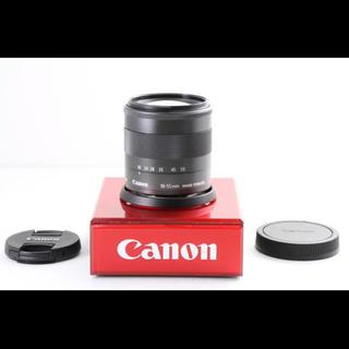 キヤノン(Canon)のCanon キヤノン EF-M 18-55mm f3.5-5.6 IS STM(レンズ(ズーム))