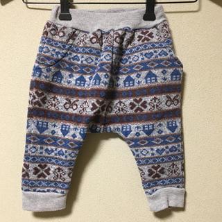 ニシマツヤ(西松屋)の✨可愛い✨ Juo カウチン柄 ズボン 70(パンツ)