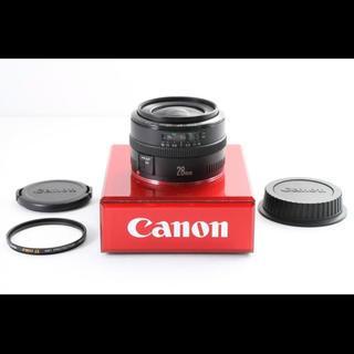 キヤノン(Canon)のCanon EF 28mm F2.8 単焦点レンズ!フルサイズ対応!(レンズ(単焦点))