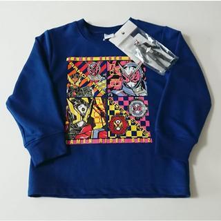 バンダイ(BANDAI)の☆新品☆仮面ライダージオウ フィギア付き長袖Tシャツ(Tシャツ/カットソー)