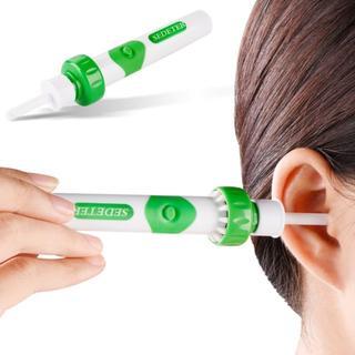 ▼電動 耳かき 耳掃除 除去キット 掃除(掃除機)