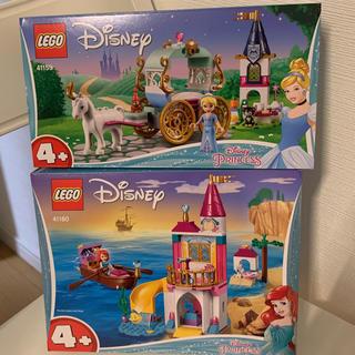 レゴ(Lego)のLEGOディズニーNEWプリンセスシリーズ2セット(積み木/ブロック)