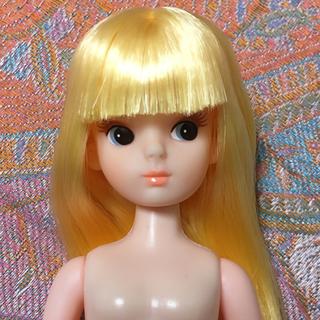 リカちゃんキャッスル 初代復刻リカちゃん(ぬいぐるみ/人形)