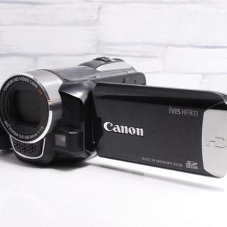キヤノン(Canon)の★超美品★Canon iVIS HF R11(ビデオカメラ)