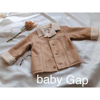 ベビーギャップ(babyGAP)のbaby Gap ムートンコート(コート)