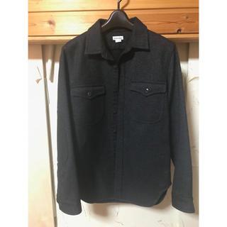 スティーブンアラン(steven alan)のSteven alan シャツ ジャケット ウール Sサイズ(その他)