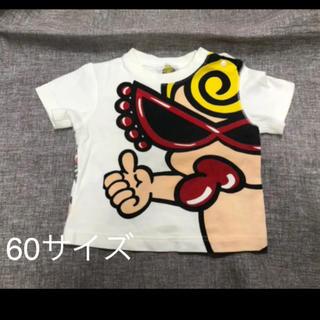 ヒステリックミニ(HYSTERIC MINI)のヒステリックミニ Tシャツ 60(Tシャツ/カットソー)