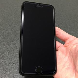 アイフォーン(iPhone)の即購入OK SIMフリー iPhone7 128GB jetblack(スマートフォン本体)