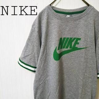 ナイキ(NIKE)のNIKE ナイキ Tシャツ デカロゴ 90s s15(Tシャツ/カットソー(半袖/袖なし))