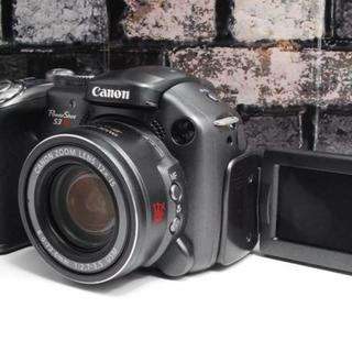 キヤノン(Canon)の★超人気★Canon PowerShot S3 IS(デジタル一眼)
