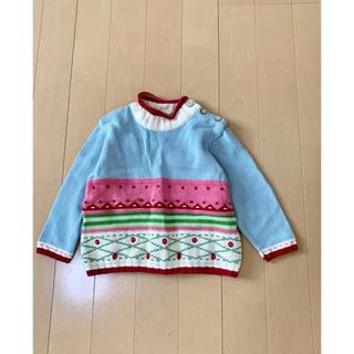 OILILY - DPAM セーター