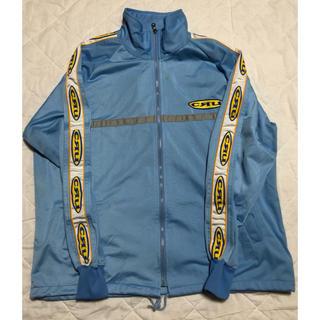 クルー(CRU)のCRU セットアップ トラックジャケット ジャージ  90s  クルー 男女兼用(その他)