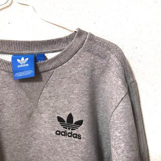 アディダス(adidas)の【adidas originals】ロゴスウェット(トレーナー/スウェット)