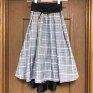 ウィルセレクション(WILLSELECTION)のwill selection スカート(ロングスカート)