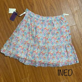 イネド(INED)の⌘未使用 INED イネド スカート⌘(ひざ丈スカート)