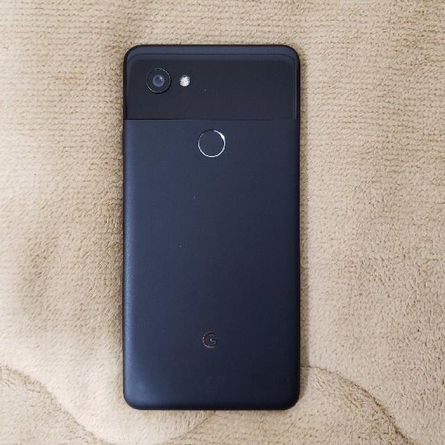 ANDROID(アンドロイド)のgoogle pixel2 XL スマホ/家電/カメラのスマートフォン/携帯電話(スマートフォン本体)の商品写真