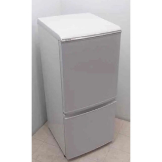 シャープ(SHARP)のSHARP/**冷蔵庫 SJ-U14K(冷蔵庫)