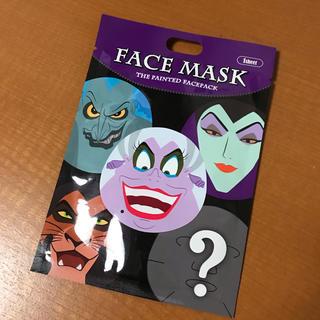 ディズニー(Disney)のヴィランズ フェイスパック(パック / フェイスマスク)