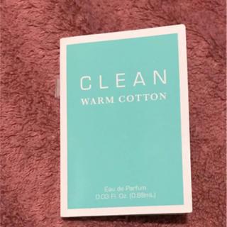 クリーン(CLEAN)の❤️新品未使用❤️CLEAN クリーン ウォームコットン サンプル1個(ユニセックス)