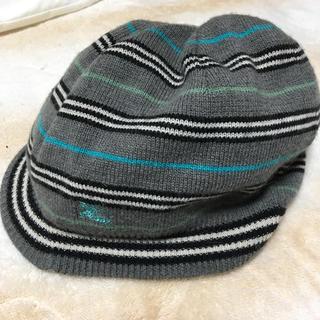バーバリー(BURBERRY)のニット帽子(ニット帽/ビーニー)
