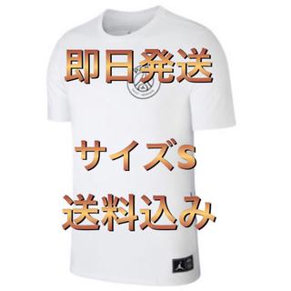 ナイキ(NIKE)のNike LOGO T シャツ Jordan x PSG  (Tシャツ/カットソー(半袖/袖なし))