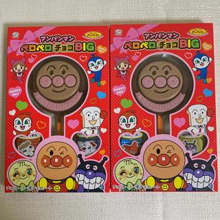アンパンマン(アンパンマン)のアンパンマン ペロペロチョコ BIG(菓子/デザート)