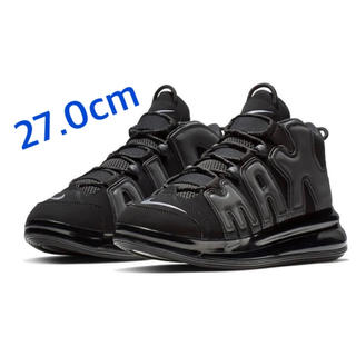 NIKE - 日本未発売 Nike Air More Uptempo 720 QS モアテン