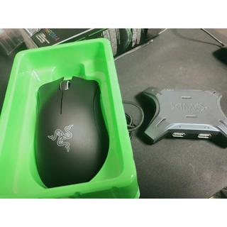 PlayStation4 - xim4、Razer DeathAdder Chroma