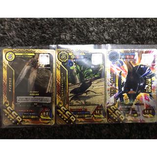 ムシキング カード セット SSR(カード)