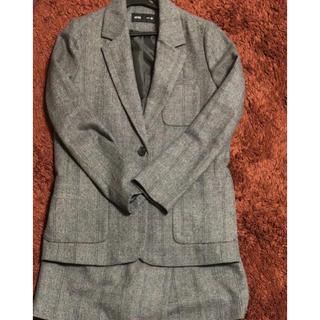 ミックスエックスミックス(mixxmix)のジャケット スカートセット(セット/コーデ)