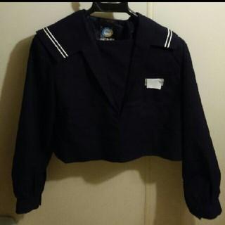制服 JHS セーラー服 井桁白二本線(衣装)