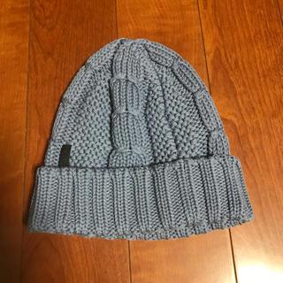 PRADA - 美品!PRADA プラダ  ニット帽  マフラーストール ダウンジャケット
