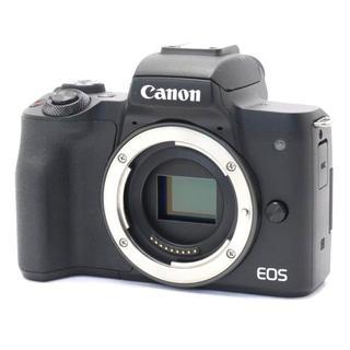 キヤノン(Canon)のキヤノン EOS kiss M ブラック + EF-M15-45 セット(ミラーレス一眼)